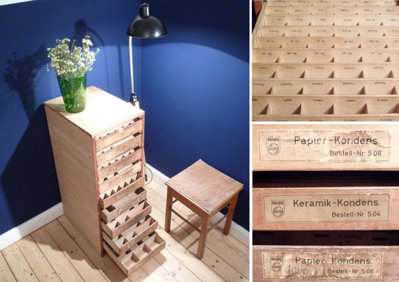 Aktenschrank Holz Gebraucht ~ Schubladenschrank « 69m² Concept Store