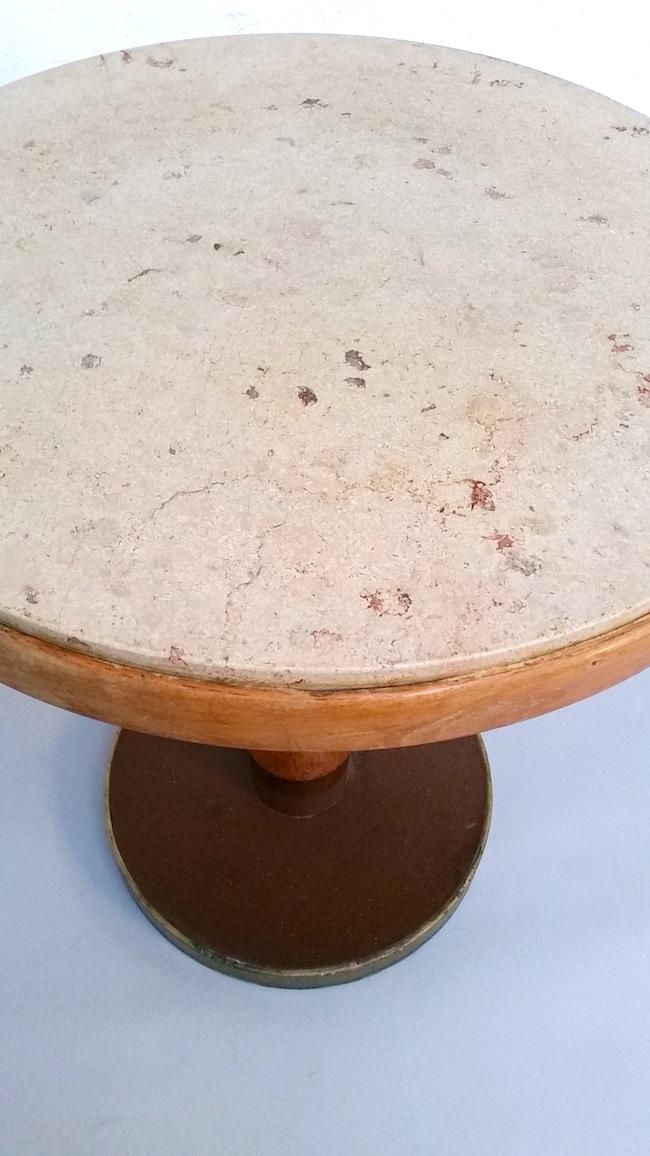 Bistrotisch marmor verkauft 69m concept store for Bistrotisch marmor